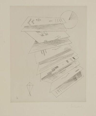 Wassily Kandinsky, 'Zweite Radierung Für Die Editions Cahiers D'Art (Roethel 196)', 1932