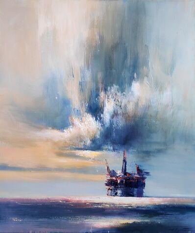 Dmitriy Ermolov, 'Oil Rig', 2016