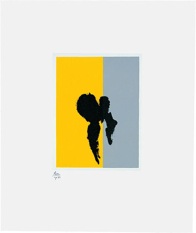 Robert Motherwell, 'Paris Suite II (Summer)', 1980
