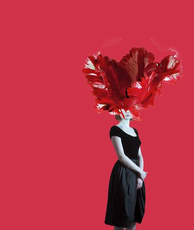 Gavin Benjamin, 'Kylie: Pink', 2016