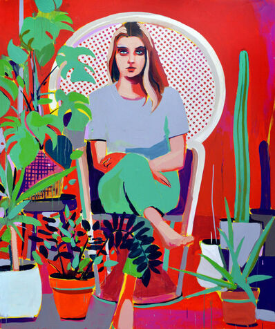 Patrick Puckett, 'House Plants', 2019