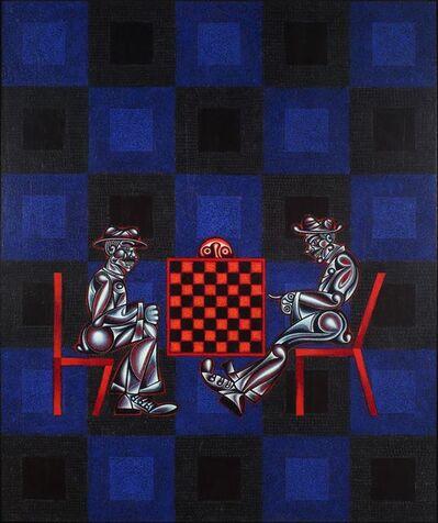 Carlos Luna, 'Noche de damas chinas', 2008