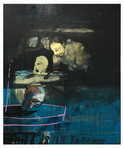 Samuel Bassett, 'Late Night Milk Run', 2017/18