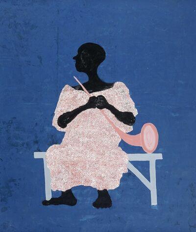 Amadou Sanogo, 'Il faut qu'elle me parle ', 2017