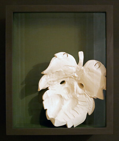 Meriç Algün Ringborg, 'Fig Leaf for David', 2015