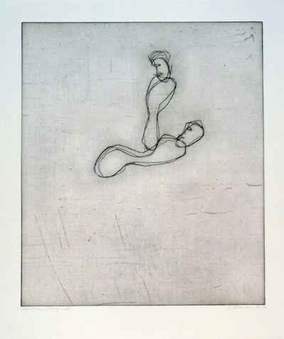 Susan Rothenberg, 'Girl/Boy', 1984