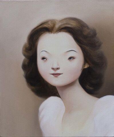 Lin Hairong, 'Vivien Leigh 1913-1967', 2017