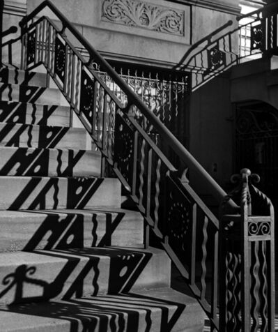 Fred Stein, 'Wrought Iron Staircase (New York)', 1945