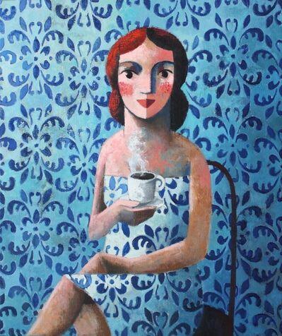 Didier Lourenço, 'Coffee Time', 2021