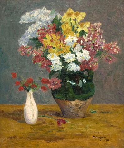Henri Manguin, 'Bouquets de Fleurs', 1901
