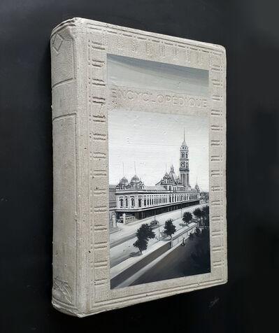 Alan Fontes, 'Série Livros de Pedra (Museu da Língua Portuguesa)', 2019