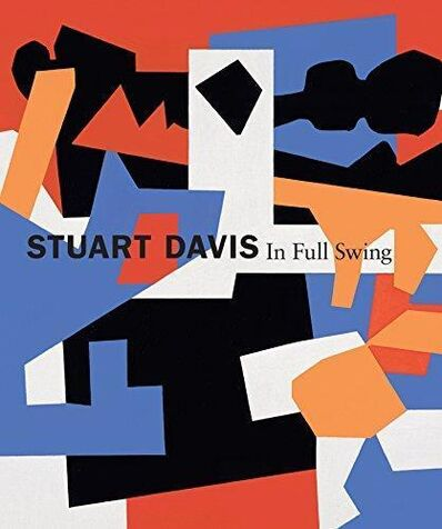 Stuart Davis, 'Stuart Davis, In Full Swing', 2016