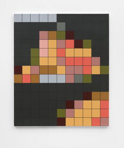 Reinhard Voigt, 'Pinxit RH 15 (the kiss)', 2005