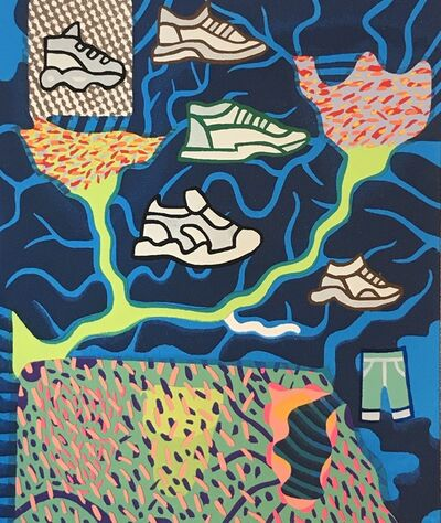 Adam Palmer, 'Dad Shoes', 2019