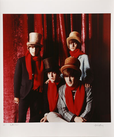 Jerry Schatzberg, 'The Beatles Xmas', 1964 (Later printing)