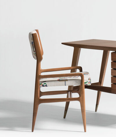 Gio Ponti, 'Side Chair, Model No. 676', circa 1955