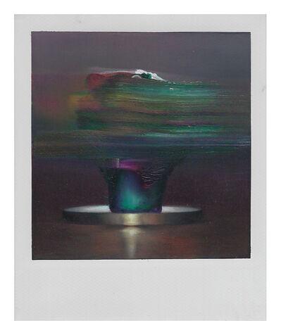 Martí Cormand, 'Gold Tray', 2019