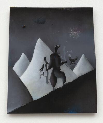 Tobias Teschner, 'Dr. Okba', 2014