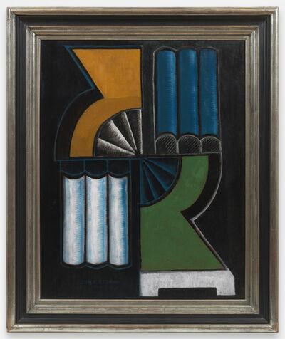 John Storrs, 'The Organ', 1932