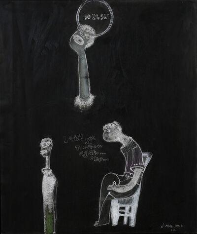 Joel Mpah Dooh, 'Let's see again tomorrow I', 2012