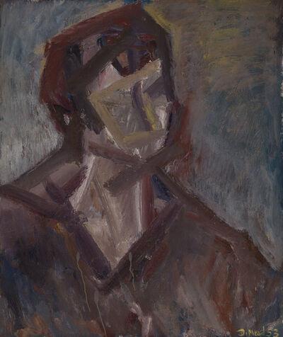 Dorothy Mead, 'Self-Portrait', 1953