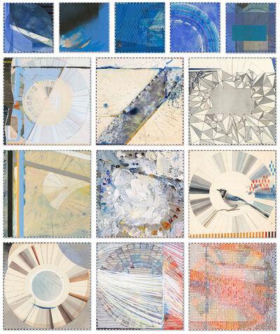 Ellen Heck, 'Carolina Color Wheels: Untitled Ocean Park', 2017