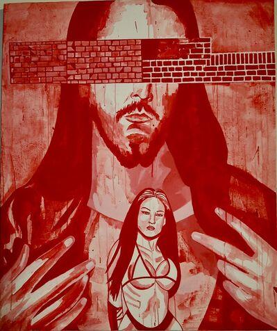 Albert Reyes, 'Jesus Brick', 2019
