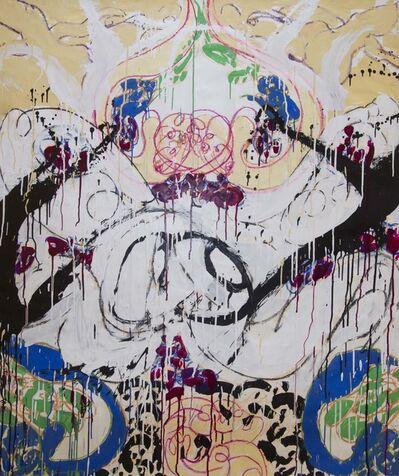 Norman Bluhm, 'Fresco #14'