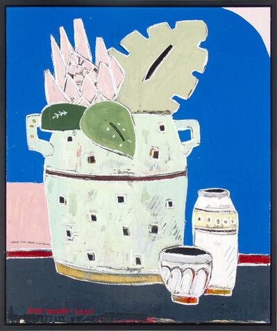Rob Tucker, 'Cheese and Grape Platter', 2020