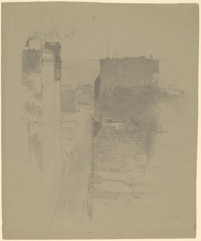 Stanford White, 'The Battery, New York', ca. 1900