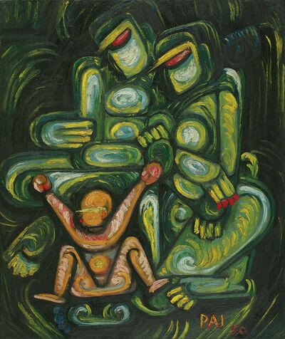 Laxman Pai, 'BLIND RELATIONSHIP', 1950