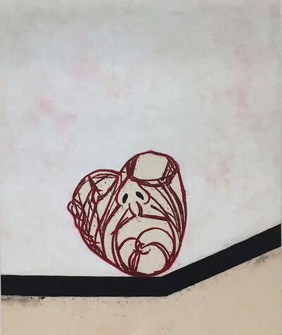 Tony Bevan, 'Head', 2004