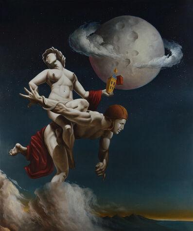 Ciro Palumbo, 'Camminando sulle nuvole ', 2017