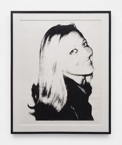 Andy Warhol, 'Society Portrait, A 164.046', 1974