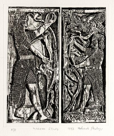 Eduardo Paolozzi, 'Museum Study (1)', 1993