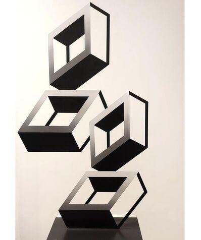Daniel Sanseviero, 'Gray ¼', 2021