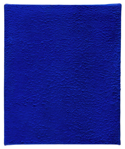 Yves Klein, 'Untitled Blue Monochrome (IKB 322)', 1959