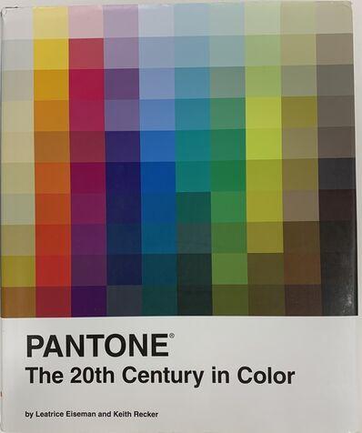 917 Fine Arts Corp., 'Pantone   The 20th Century in Color', 2011