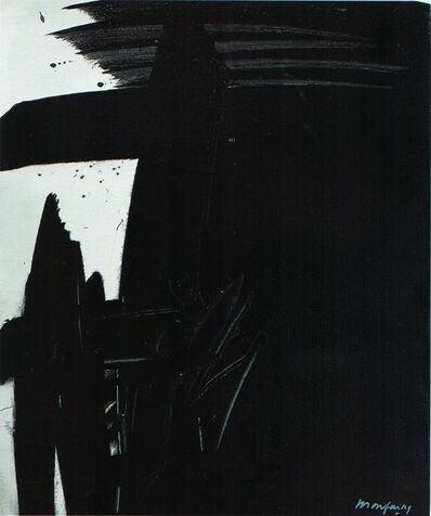 André Marfaing, 'aout 1972 - 57', 1972