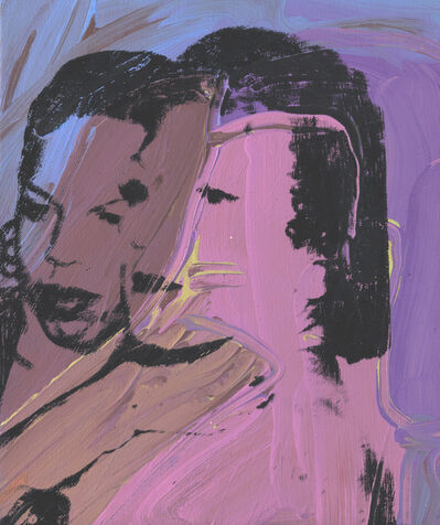 Andy Warhol, 'Ladies and gentlemen ( Ivette and Lurdes )', 1975