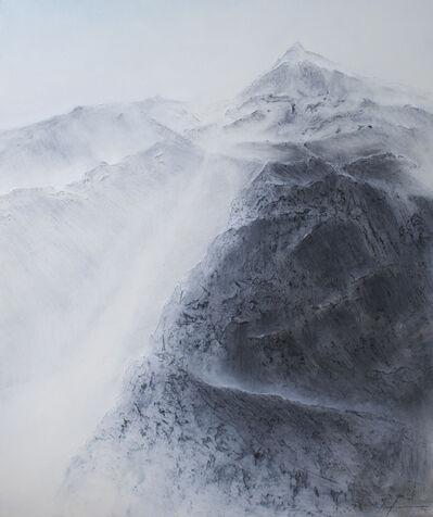 Jon Errazu, 'Black Mountains XXII', 2021