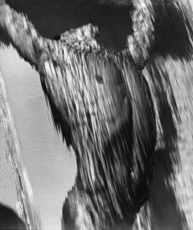 Herb Ritts, 'Waterfall Torso', 1988