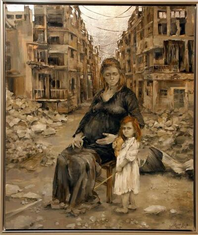 Marwa Najjar, 'The Mother', 2014