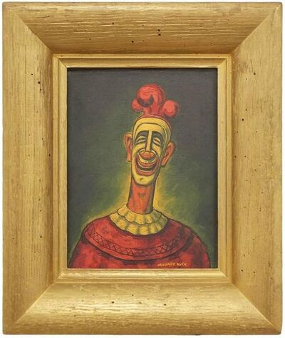 Maurice Kish, 'The Clown', 20th Century