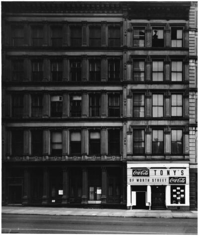 Elliott Erwitt, 'New York City (Tony's restaurant)', 1969