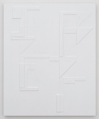 Agnes Barley, 'Untitled Relief', 2018