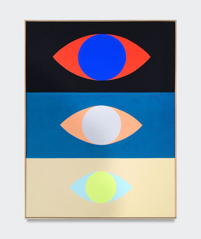 Richard Colman, 'Eyes #2', 2014