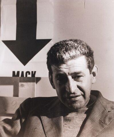 Plinio De Martiis, 'Giulio Turcato', 1956