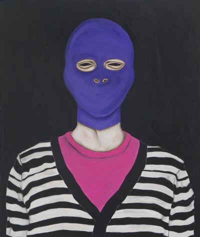 Ramonn Vieitez, 'Assassino Nº 21, from the Negra series', 2015