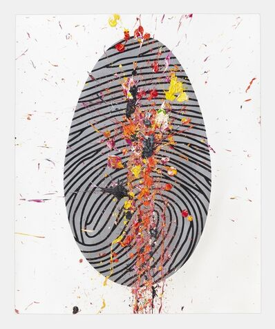 Marc Quinn, 'Labyrinth Monoprint', 2016